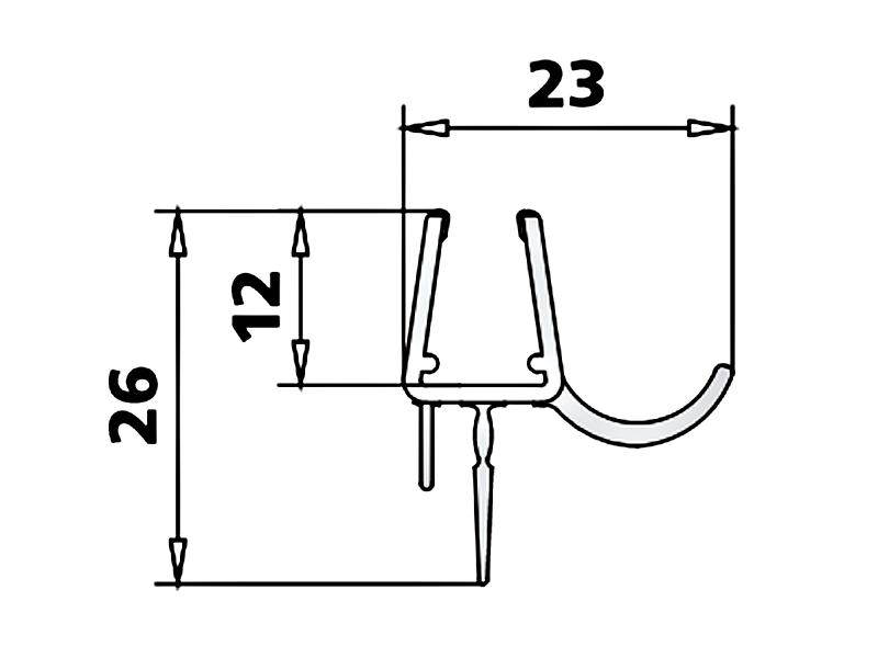 Kermi Atea Wasserablaufprofil 3249 Baddepot De