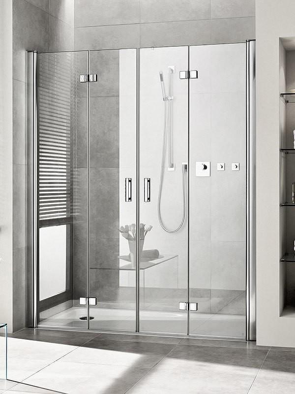 kermi diga duschkabine pendel faltt r 4 teilig. Black Bedroom Furniture Sets. Home Design Ideas