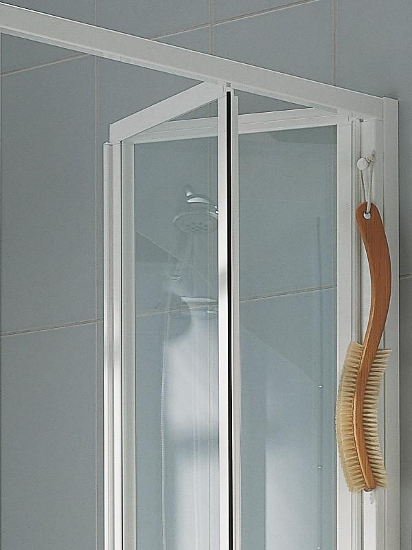kermi ibiza 2000 duschkabine faltt r. Black Bedroom Furniture Sets. Home Design Ideas