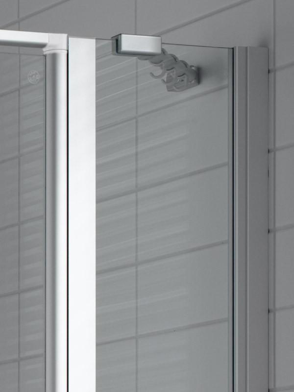 kermi ibiza 2000 duschkabine schwingt r mit festfeld. Black Bedroom Furniture Sets. Home Design Ideas