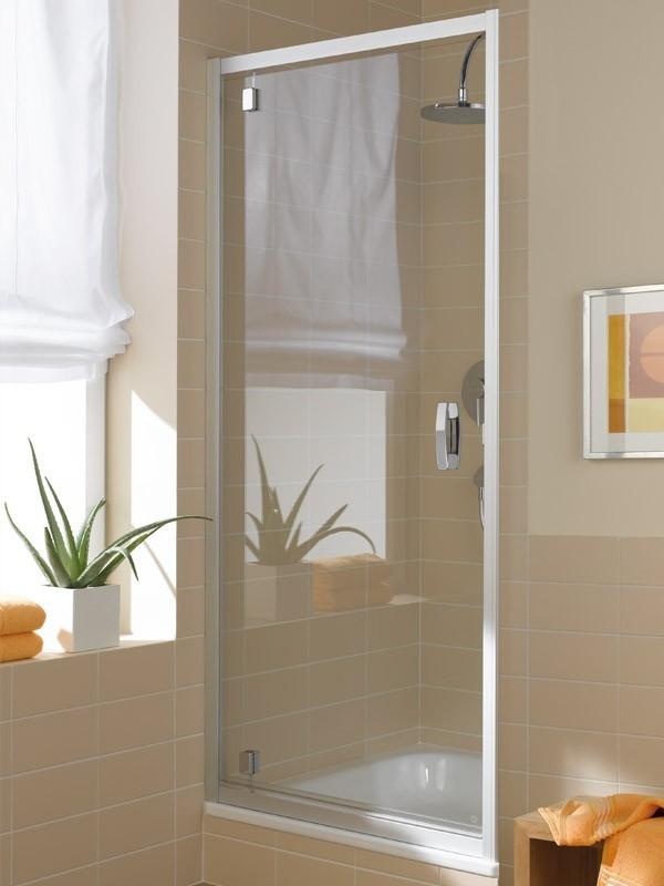 kermi ibiza 2000 duschkabine schwingt r mit versetztem drehpunkt. Black Bedroom Furniture Sets. Home Design Ideas