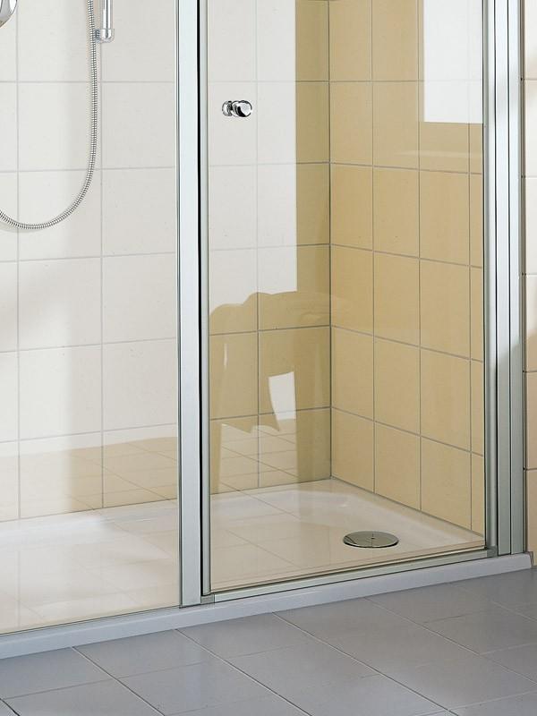 kermi ibiza 2000 duschkabine schwingt r und festfeld. Black Bedroom Furniture Sets. Home Design Ideas