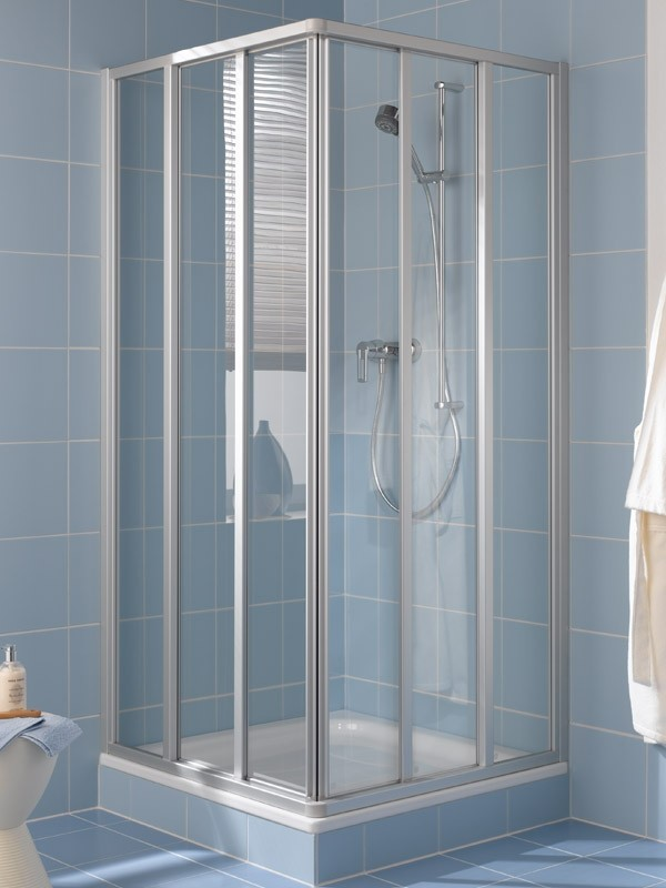 kermi ibiza 2000 eckeinstieg duschkabine gleitt r 3 teilig. Black Bedroom Furniture Sets. Home Design Ideas