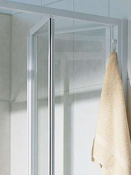 kermi ibiza 2000 eckeinstieg duschkabine gleitt r und faltt r. Black Bedroom Furniture Sets. Home Design Ideas
