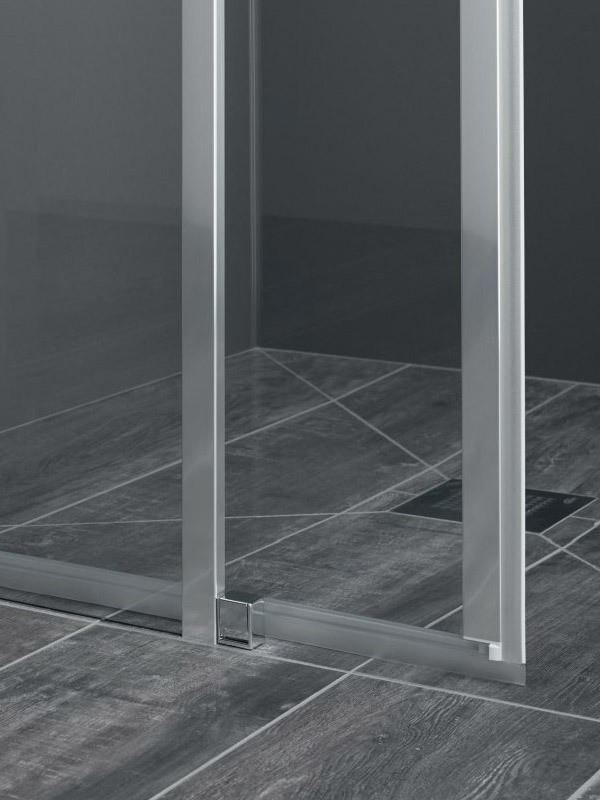 kermi liga duschkabine gleitt r 2 teilig. Black Bedroom Furniture Sets. Home Design Ideas