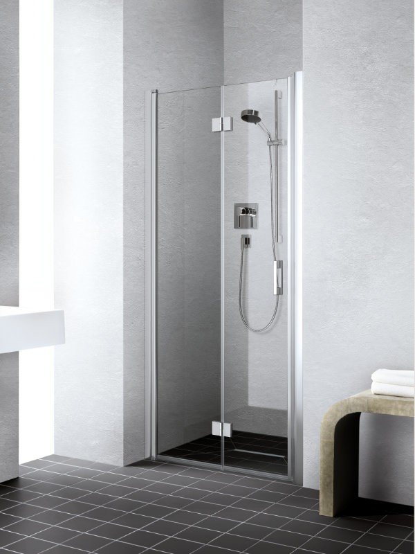 kermi liga duschkabine pendel faltt r. Black Bedroom Furniture Sets. Home Design Ideas