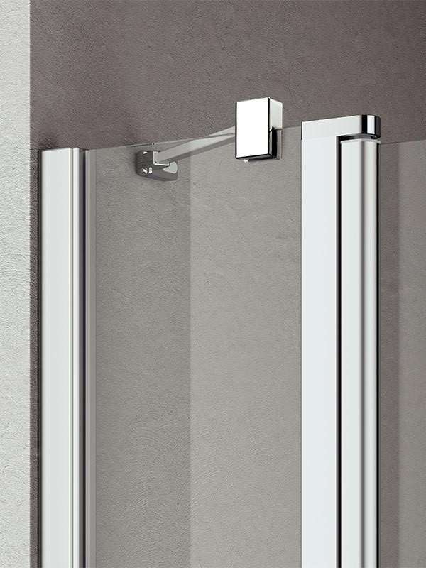 kermi liga viertelkreis duschkabine pendelt r. Black Bedroom Furniture Sets. Home Design Ideas