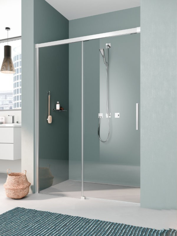 kermi nica duschkabine gleitt r 2 teilig. Black Bedroom Furniture Sets. Home Design Ideas