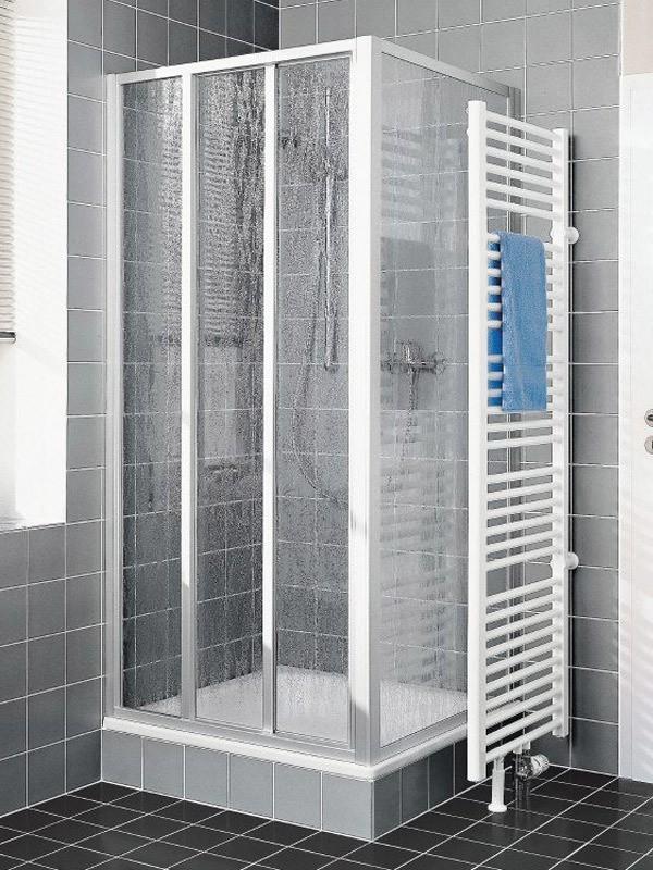 Duschabtrennung schiebetür 3 teilig  Dusche Mit Schiebetür: runddusche glas bodengleiche dusche ...