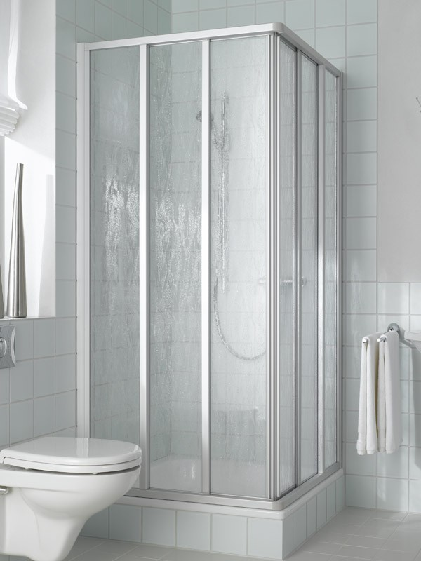 kermi nova 2000 eckeinstieg duschkabine gleitt r 3 teilig. Black Bedroom Furniture Sets. Home Design Ideas