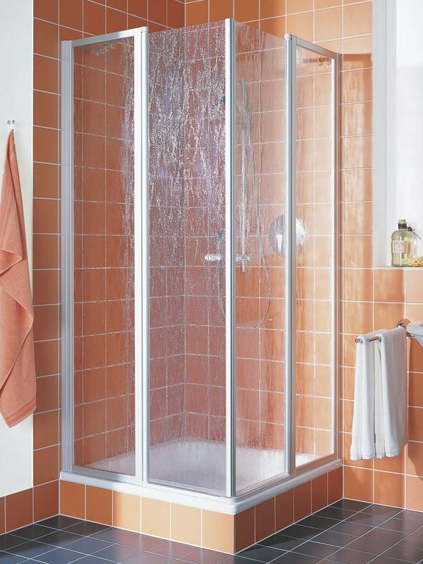 kermi nova 2000 eckeinstieg duschkabine mit pendelt ren. Black Bedroom Furniture Sets. Home Design Ideas