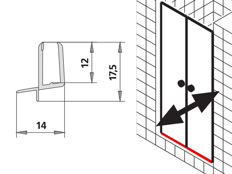kermi nova 2000 wasserablaufprofil. Black Bedroom Furniture Sets. Home Design Ideas