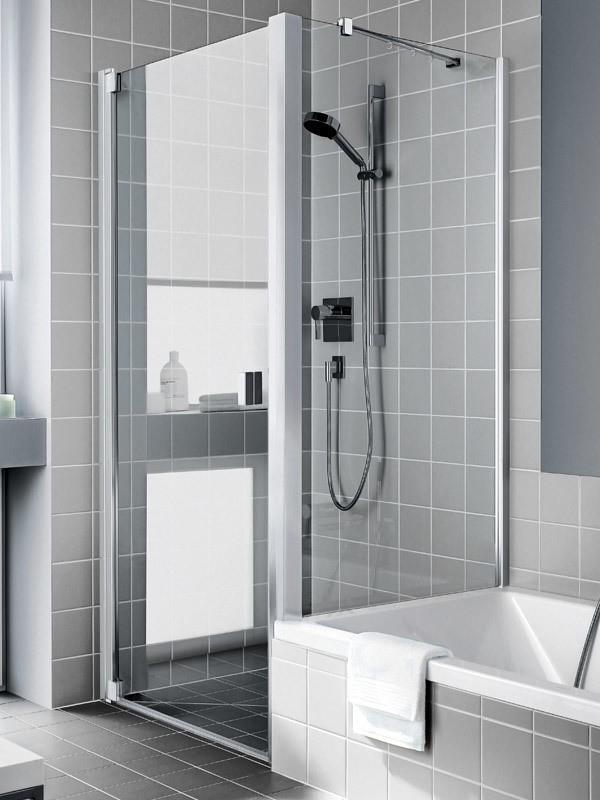 kermi raya eck duschkabine pendelt r 1 fl gelig f r. Black Bedroom Furniture Sets. Home Design Ideas