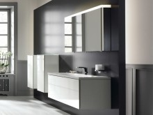 keuco badm bel waschtisch badschrank. Black Bedroom Furniture Sets. Home Design Ideas