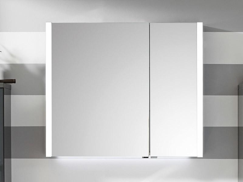 laguna life plus spiegelschrank mit led beleuchtung serie a und b. Black Bedroom Furniture Sets. Home Design Ideas