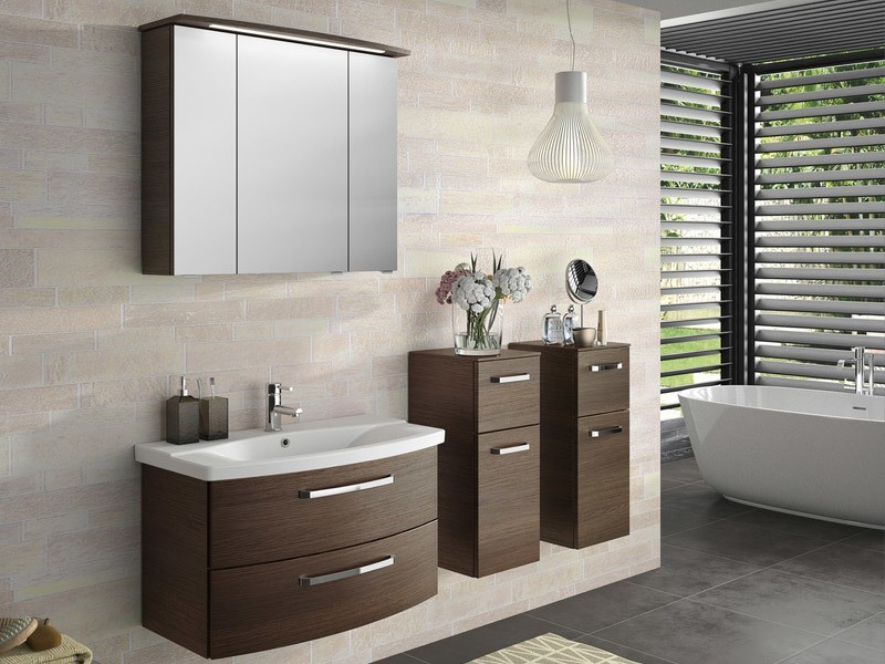 pelipal fokus 4010 badm bel set 840 mm. Black Bedroom Furniture Sets. Home Design Ideas