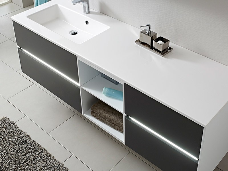 pelipal solitaire 6010 unterschrank regal f r waschtisch variabel. Black Bedroom Furniture Sets. Home Design Ideas