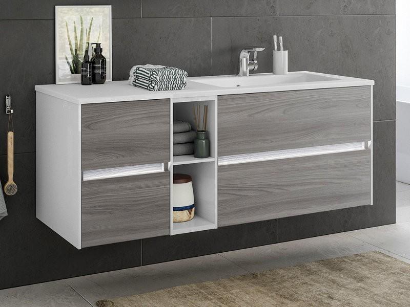 Pelipal Solitaire 6010 Waschtischunterschrank mit Regal | BadDepot.de
