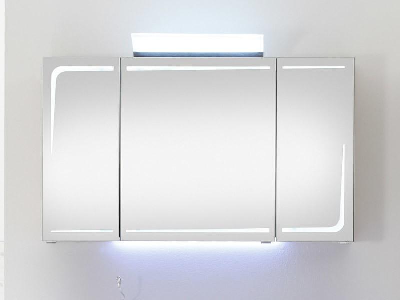 pelipal solitaire 7005 spiegelschrank mit led beleuchtung. Black Bedroom Furniture Sets. Home Design Ideas