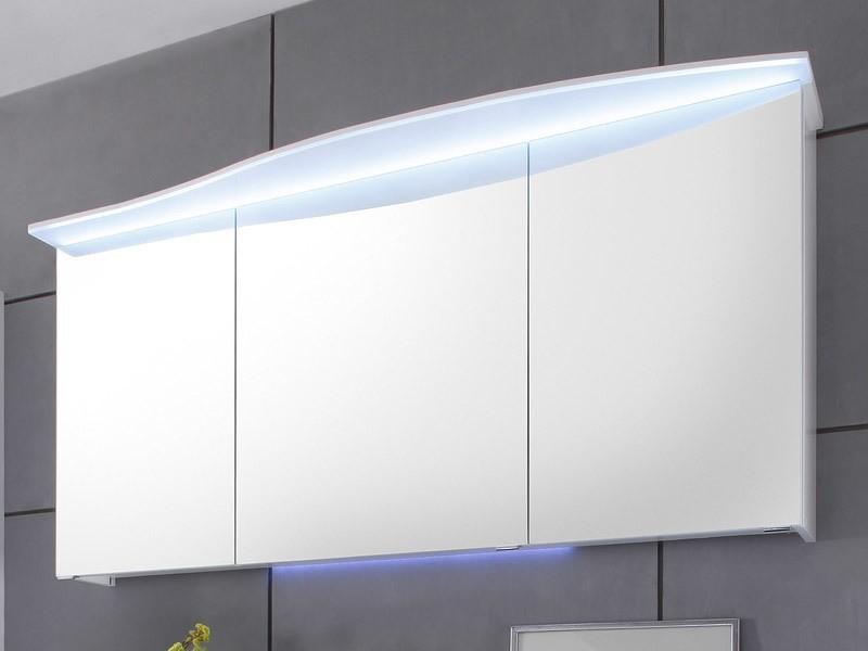 pelipal solitaire 7005 spiegelschrank mit led lichtkranz. Black Bedroom Furniture Sets. Home Design Ideas