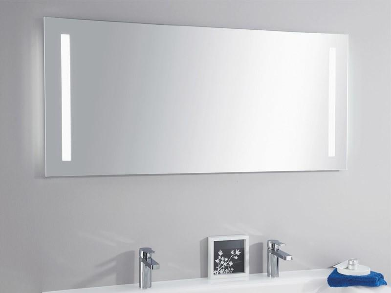 sanipa reflection led spiegel vertikal. Black Bedroom Furniture Sets. Home Design Ideas