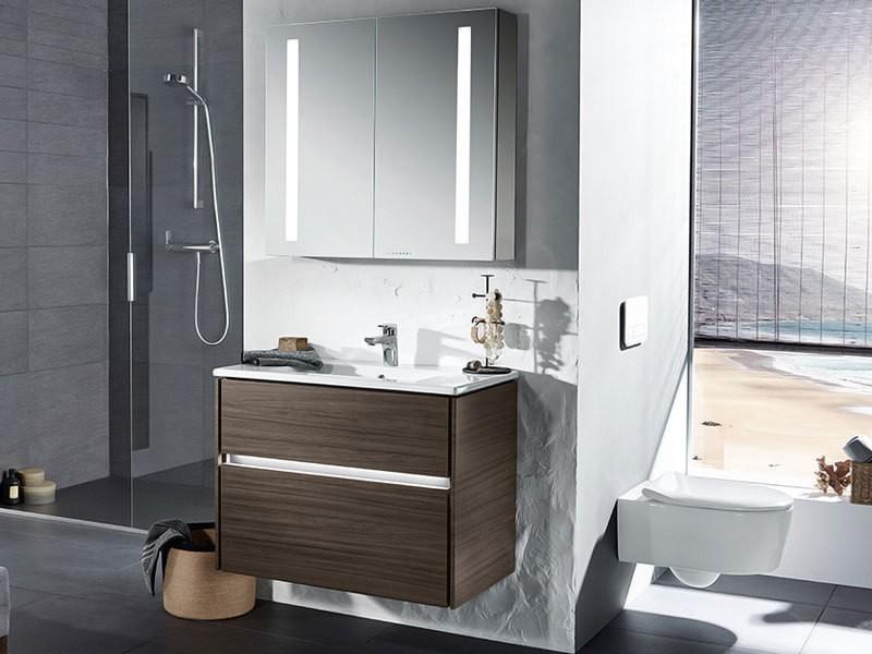 sanipa twiga keramik waschtisch origin mit waschtischunterbau. Black Bedroom Furniture Sets. Home Design Ideas