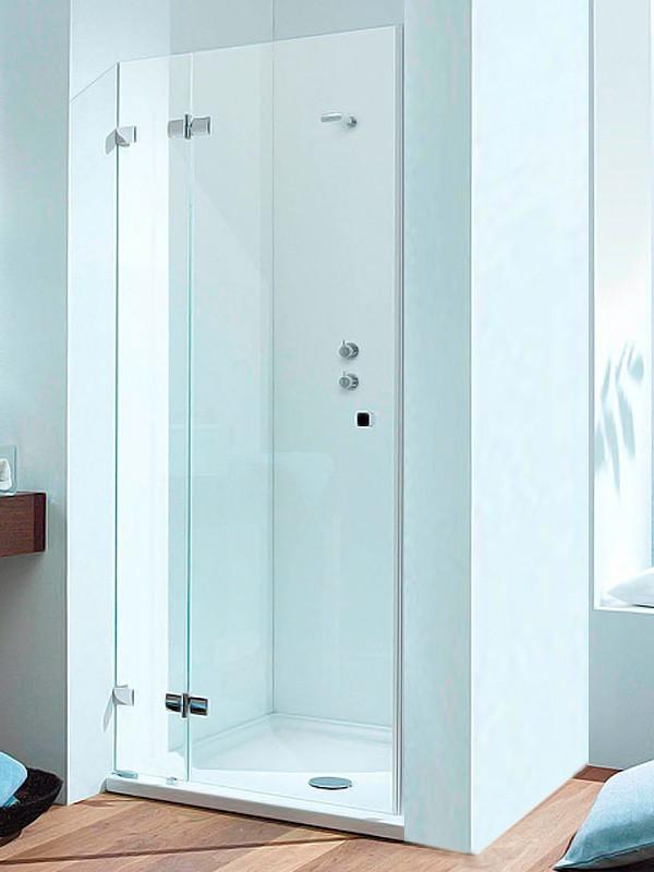 sprinz bs dusche rahmenlos dreht r mit festteil f r nische. Black Bedroom Furniture Sets. Home Design Ideas