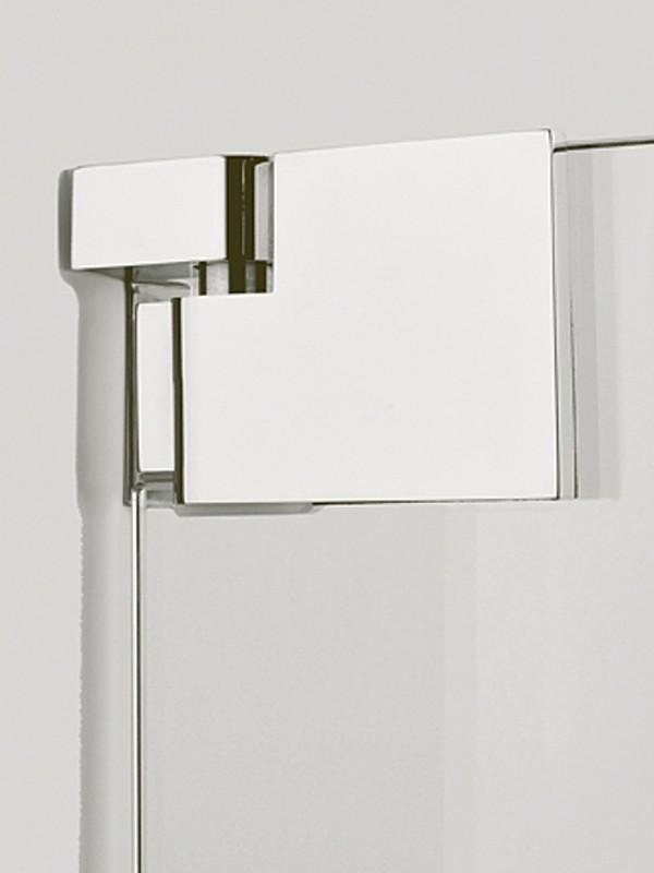 sprinz omega eck duschkabine mit pendelt ren 2 teilig. Black Bedroom Furniture Sets. Home Design Ideas
