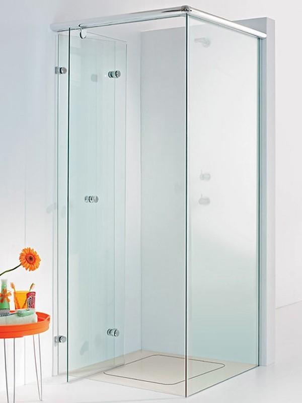 sprinz onyx eck duschkabine mit faltt r und seitenwand. Black Bedroom Furniture Sets. Home Design Ideas