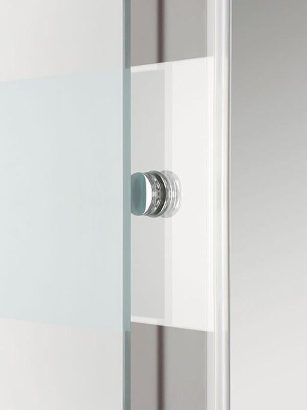 sprinz tansa eckeinstieg duschkabine mit gleitt r 2 teilig. Black Bedroom Furniture Sets. Home Design Ideas