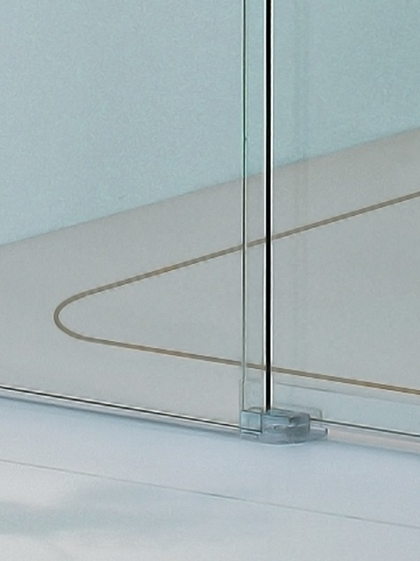 sprinz topas gleitt r 2 teilig f r nische. Black Bedroom Furniture Sets. Home Design Ideas