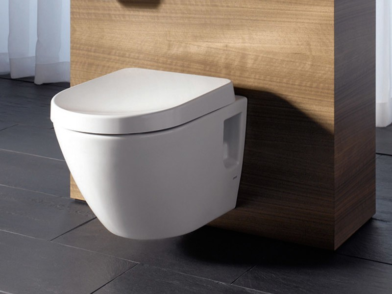Toto NC Wand-Tiefspül-WC mit Tornado Flush | BadDepot.de