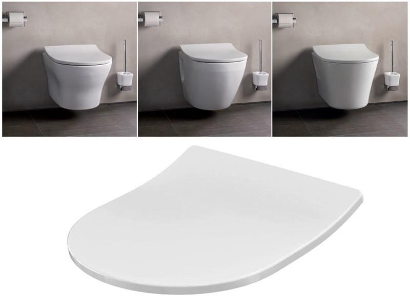 toto wc sitz extra flach mit absenkautomatik. Black Bedroom Furniture Sets. Home Design Ideas