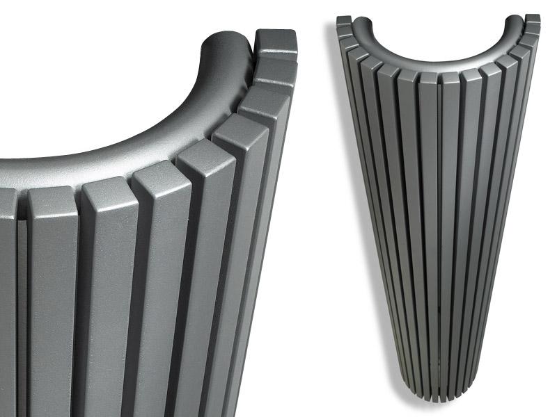 vasco carre cr o halbrund design heizk rper. Black Bedroom Furniture Sets. Home Design Ideas