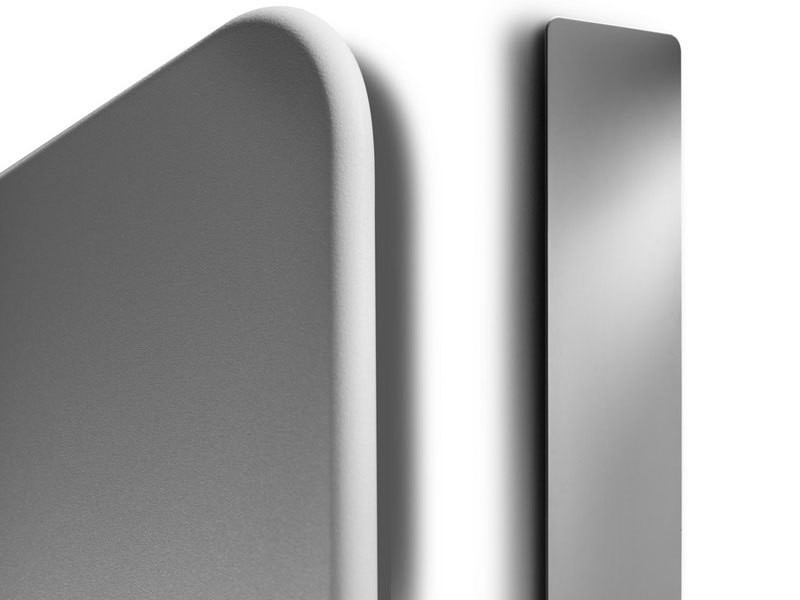 vasco oni vertikal aluminum heizk rper. Black Bedroom Furniture Sets. Home Design Ideas