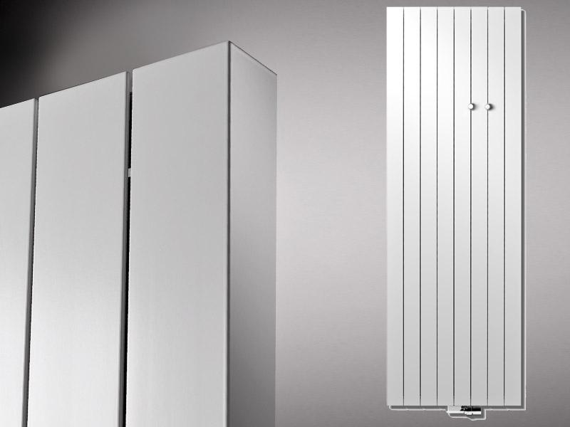 vasco zaros vertikal aluminum heizk rper. Black Bedroom Furniture Sets. Home Design Ideas