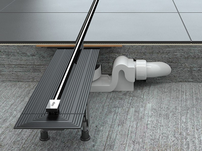 viega advantix vario duschrinne grundk rper. Black Bedroom Furniture Sets. Home Design Ideas