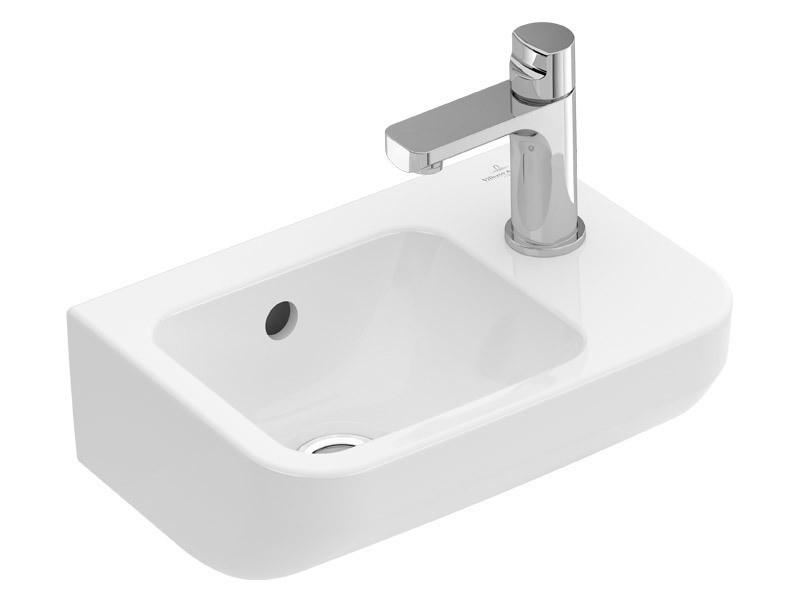villeroy boch architectura handwaschbecken asymmetrisch. Black Bedroom Furniture Sets. Home Design Ideas