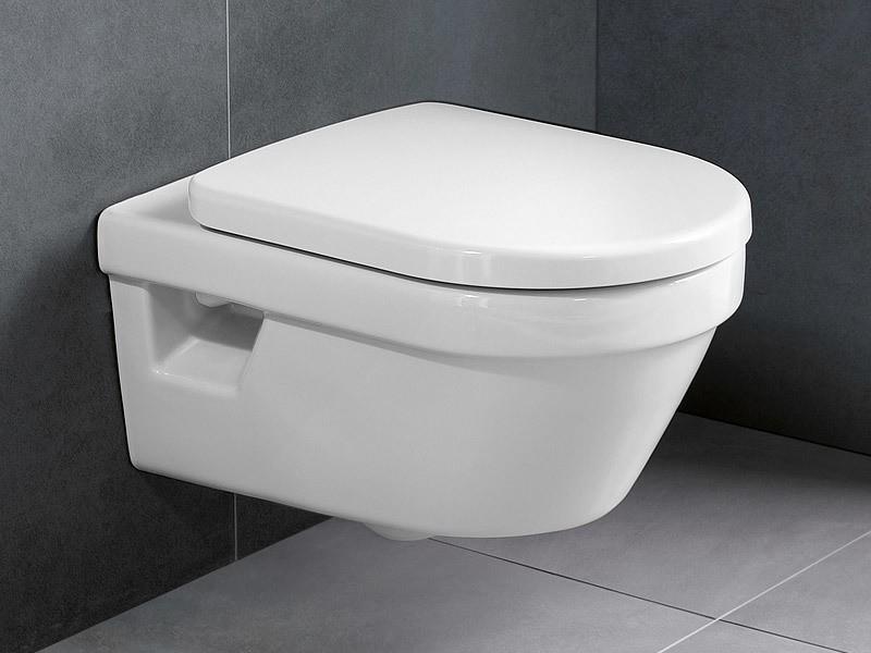 Villeroy & Boch Architectura Wand-WC spülrandlos Combi-Pack