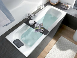 Villeroy & Boch Loop & Friends Square Duo Badewanne