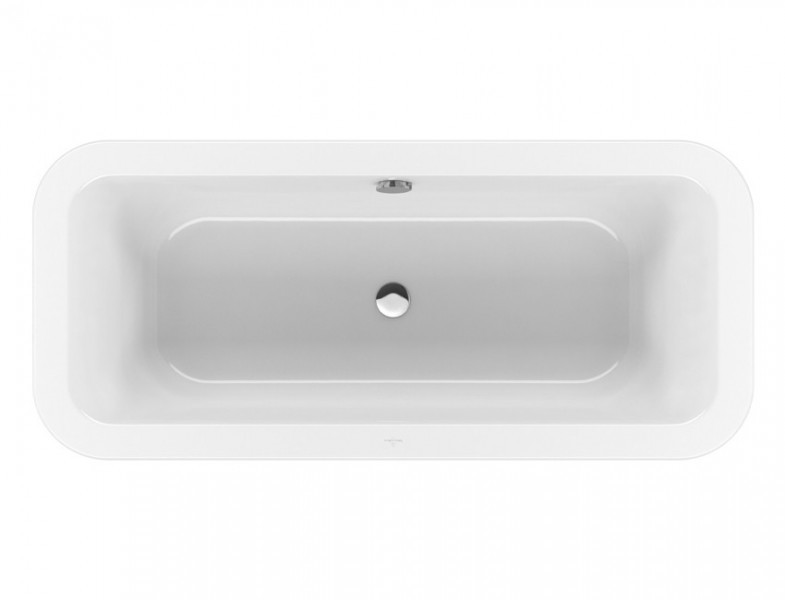 Villeroy Boch Loop Friends Square Duo Oval Badewanne Baddepotde