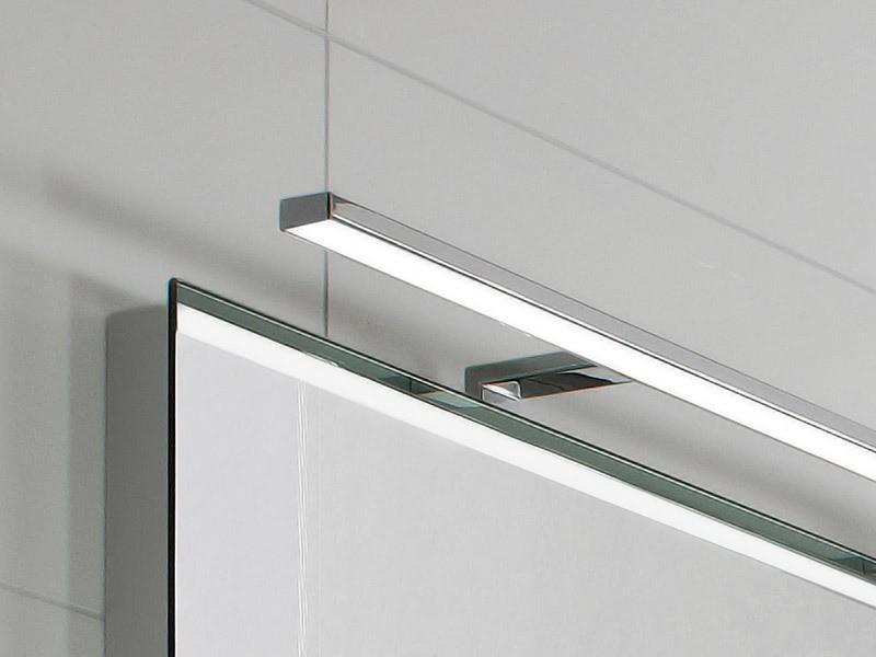 villeroy boch more to see spiegel mit led aufsatzleuchte. Black Bedroom Furniture Sets. Home Design Ideas