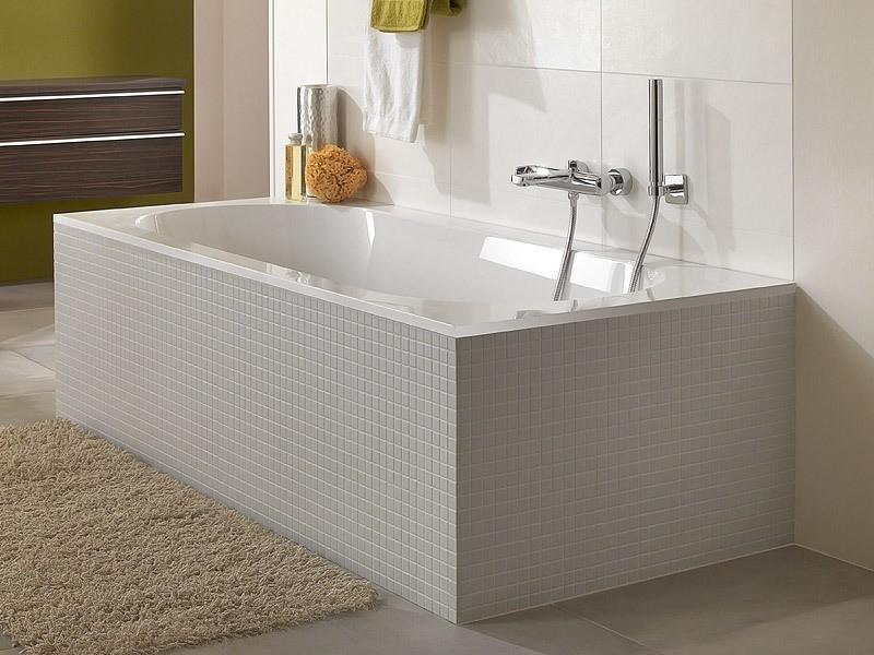 villeroy boch oberon solo rechteck badewanne. Black Bedroom Furniture Sets. Home Design Ideas