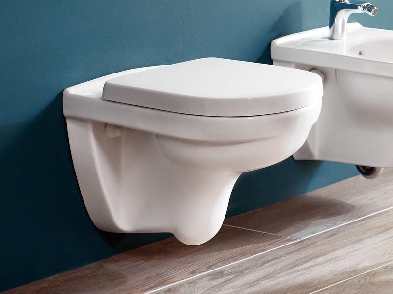 Villeroy & Boch O.novo Wand-WC DirectFlush