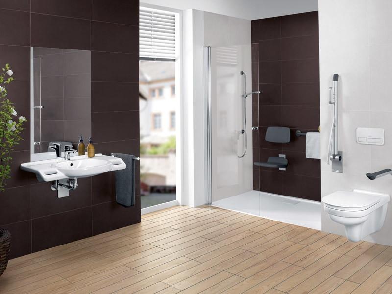 villeroy boch waschtisch vita barrierefrei. Black Bedroom Furniture Sets. Home Design Ideas