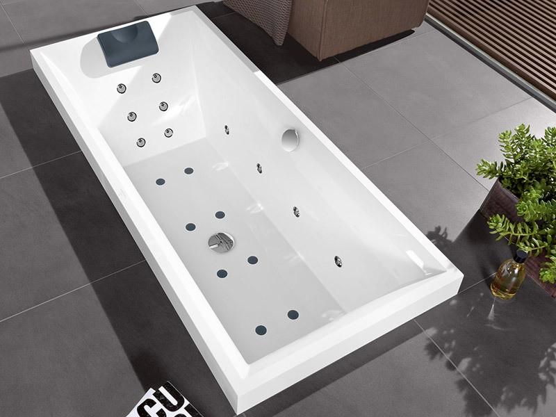 villeroy boch squaro duo badewanne. Black Bedroom Furniture Sets. Home Design Ideas