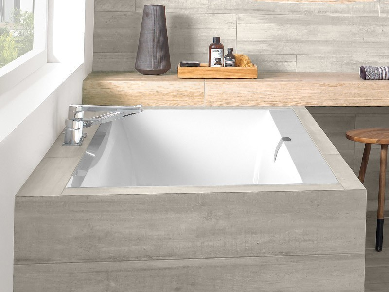 villeroy boch squaro edge 12 duo rechteck badewanne. Black Bedroom Furniture Sets. Home Design Ideas