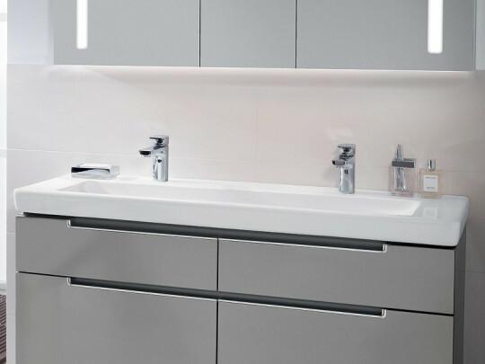 Große, elegante Doppelwaschtische | BadDepot.de