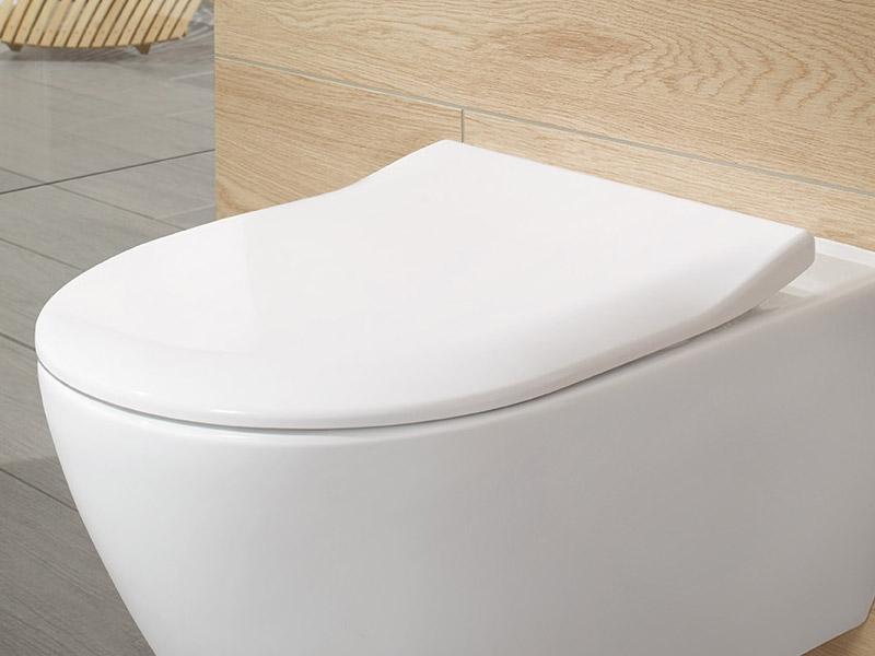 Villeroy & Boch Subway 2.0 WC-Sitz SlimSeat | BadDepot.de