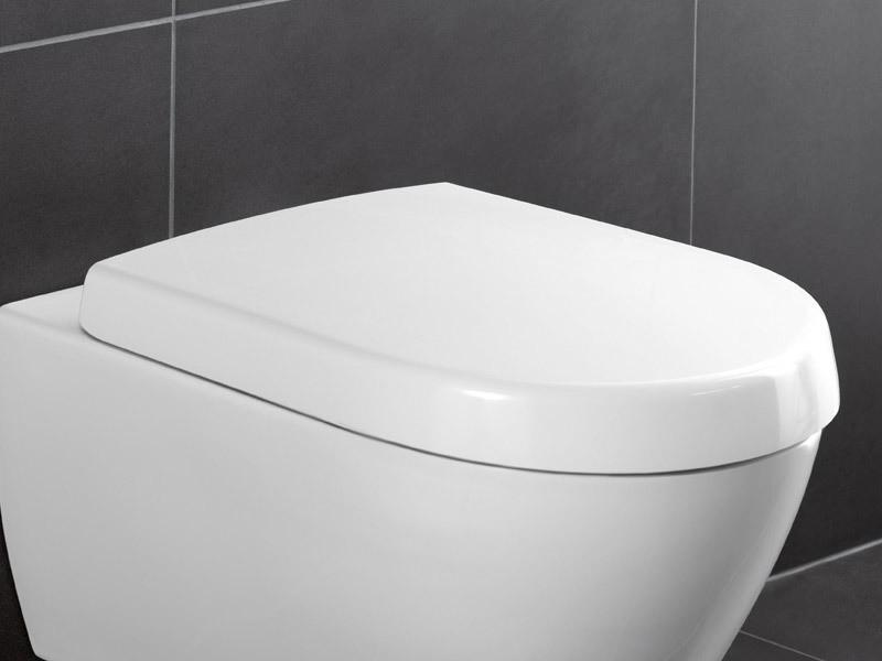 Gut gemocht Villeroy & Boch Subway 2.0 WC-Sitz | BadDepot.de UV55
